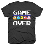 T-shirt Pac-Man: Game Over (Unisexe)