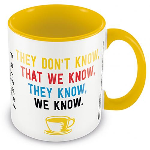 Tasse Friends - We Know