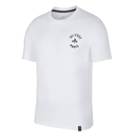 T-shirt Paris Saint-Germain 2019-2020 (Blanc)