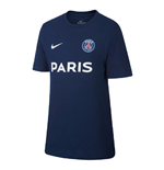 T-shirt Paris Saint-Germain 2019-2020 (Bleu Marine)
