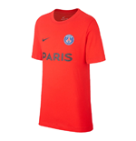 T-shirt Paris Saint-Germain 2019-2020 (Rouge)