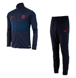 Survêtement Paris Saint-Germain Nike Dry 2019-2020 (Gris)