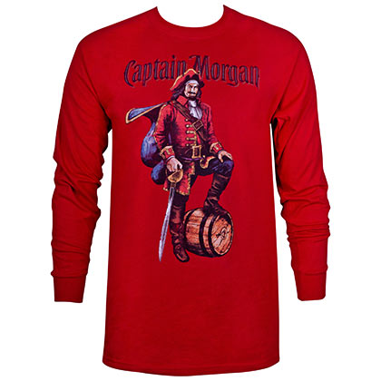 T-shirt Manches Courtes Captain Morgan