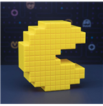 Pac-Man veilleuse 3D Pixelated Pac-Man 15 cm