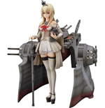 Kantai Collection statuette PVC 1/8 Wonderful Hobby Selection Warspite 24 cm