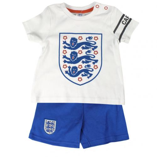 Tenue de football pour enfant Angleterre Football 348076