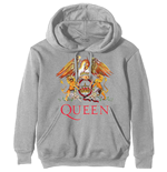 Pull-over Queen Unisexe: Classic Crest