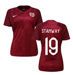 Maillot 2018/19 Angleterre Football Away 2019-2020