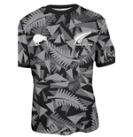 T-shirt All Blacks Nouvelle-Zélande Triangle