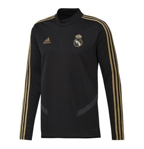 Maillots d'entraînement Real Madrid 2019 2020 (Noir)