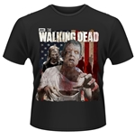 T-shirt The Walking Dead - Zombie