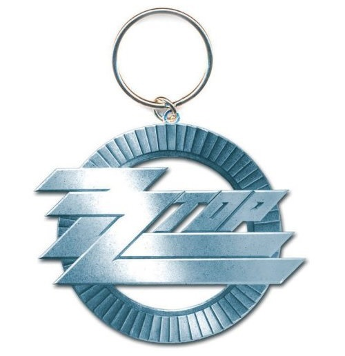 Porte-clés ZZ Top: Circle Logo