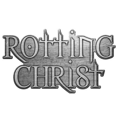 Épinglette Rotting Christ  - Design: Logo