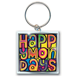 Porte-clés Happy Mondays  - Design: Dayglo Logo