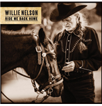 Vinyle Willie Nelson - Ride Me Back Home