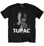 T-shirt Tupac  unisexe: Praying