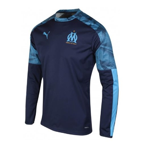 Sweat-shirt Olympique de Marseille 2019-2020