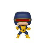 Marvel 80th POP! Heroes Vinyl figurine Cyclops (First Appearance) 9 cm