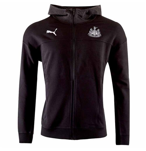 Sweat-shirt Newcastle United 2019-2020 (Noir)