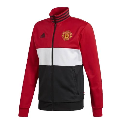 Sweat-shirt Manchester United FC 2019-2020 (Rouge)