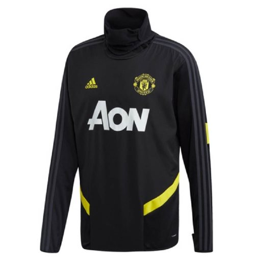 Sweat-shirt Manchester United FC 2019-2020 (Noir)