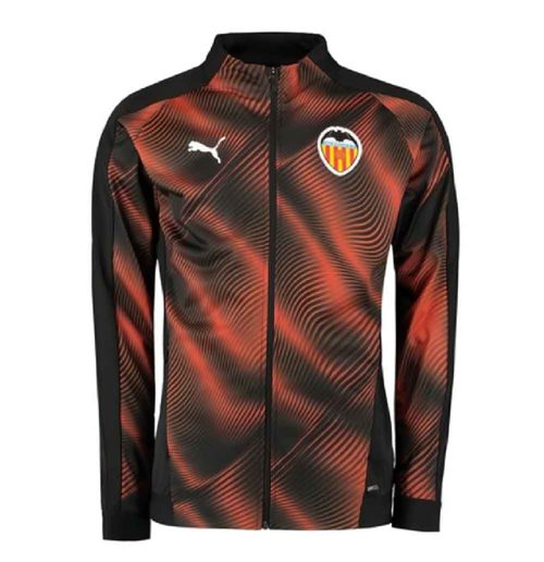 Sweat-shirt Valencia 2019-2020 (Noir)