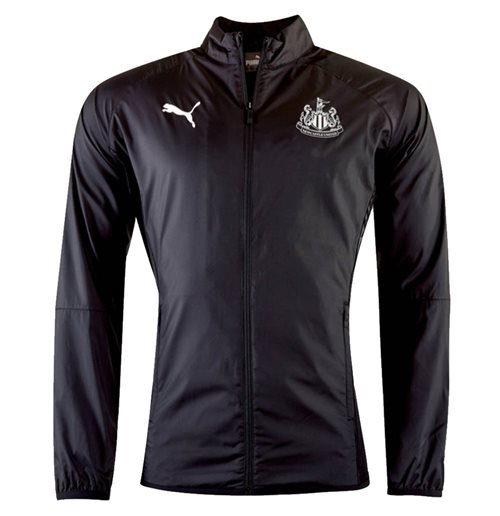 Veste de Football Newcastle United FC Puma 2019-2020 (Noir)