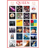 Poster Maxi Queen - Covers (61X91,5 Cm)