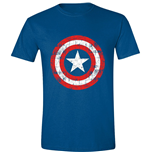 T-shirt Captain América  353346