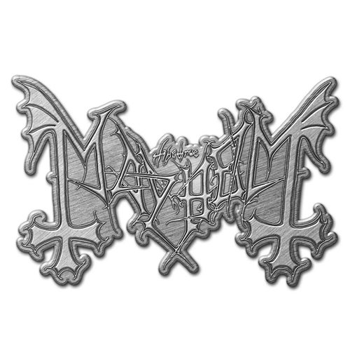Épinglette Mayhem: Logo (Retail Pack)