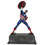 Marvel statuette Premier Collection Captain America 30 cm