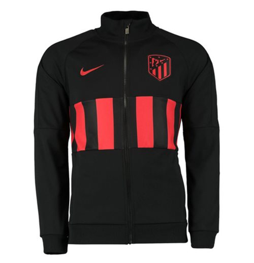 Sweat-shirt Atletico Madrid 2019-2020 (Noir)
