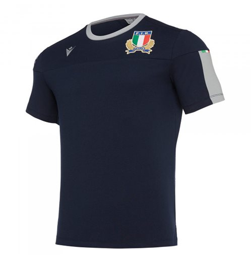 T-shirt Italie rugby 2019-2020