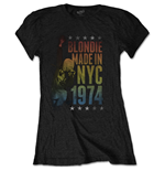 T-shirt Blondie  pour femme: Made in NYC