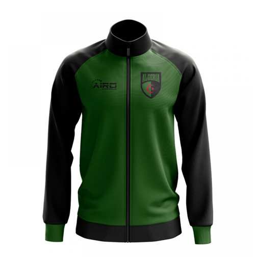 Sweat-shirt Algérie Football (Vert)
