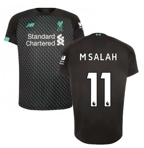 Maillot de football Liverpool FC Third 2019-2020