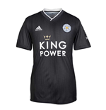 Maillot de football Leicester City F.C. Away 2019-2020 (Gris)