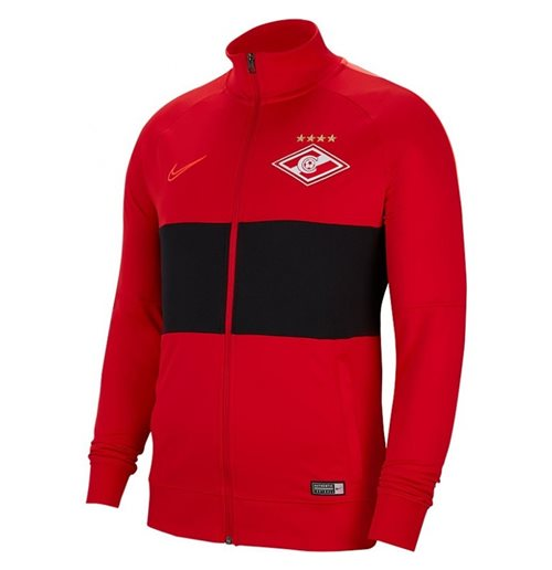 Sweat-shirt Spartak Moscou football 2019-2020 (Rouge)