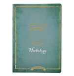 Cahier A4 Harry Potter - Herbology
