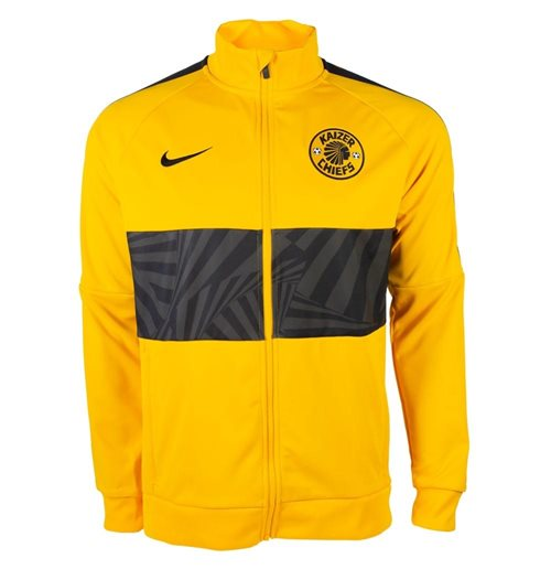 Sweat-shirt Kaizer Chiefs 2019-2020 (Or)