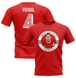 T-shirt Liverpool FC (Rouge)