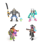 Fortnite Battle Royale Collection série 2 pack 4 figurines 5 cm