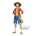 One Piece statuette PVC Master Star Piece Monkey D. Luffy Manga Dimension 27 cm