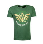T-shirt Manches Courtes The Legend of Zelda pour homm