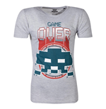 T-shirt Manches Courtes Space Invaders  pour homm