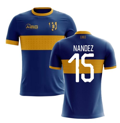 Maillot de football Boca Juniors Home 2019-2020