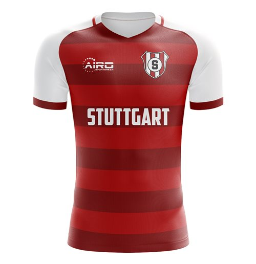 Maillot de football Stuttgart Away 2019-2020