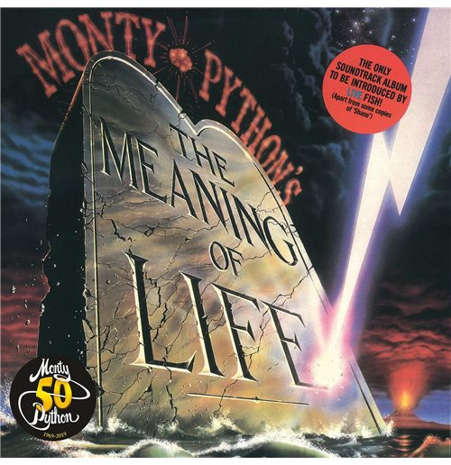 Vinyle Monty Python - The Meaning Of Life