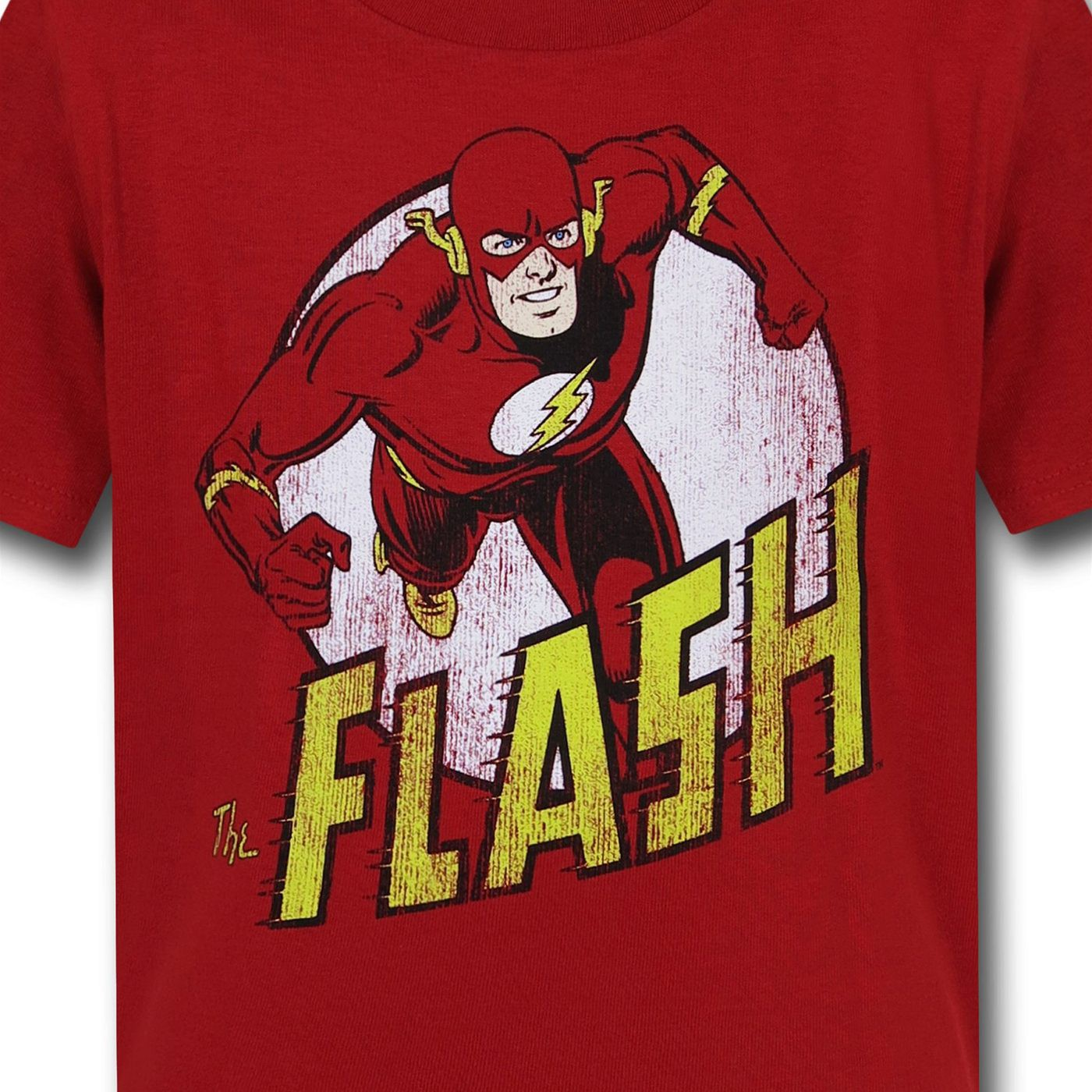 T-shirt The Flash