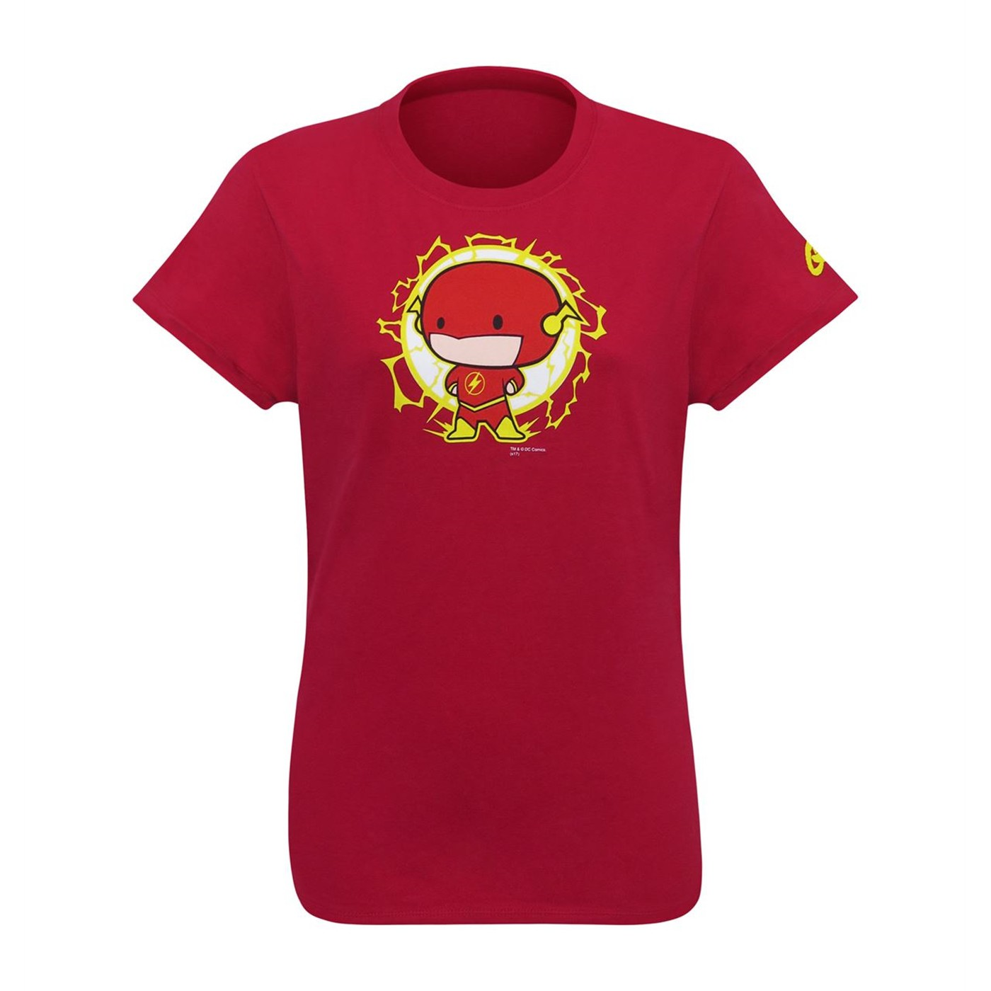 T-shirt The Flash pour femme
